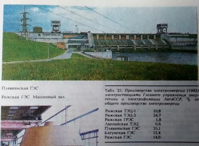 Плявинская ГЭС