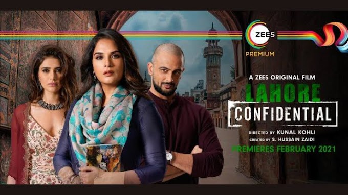 लाहौर Confidential (2021) हिंदी मूवी | Lahore Confidential (2021) Hindi Full Movie Watch Online Free