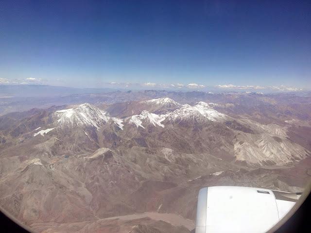 Cerro Mercedario, Los Andes, Argentina