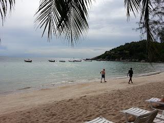 Koh Tao Thailand - Sairee Beach