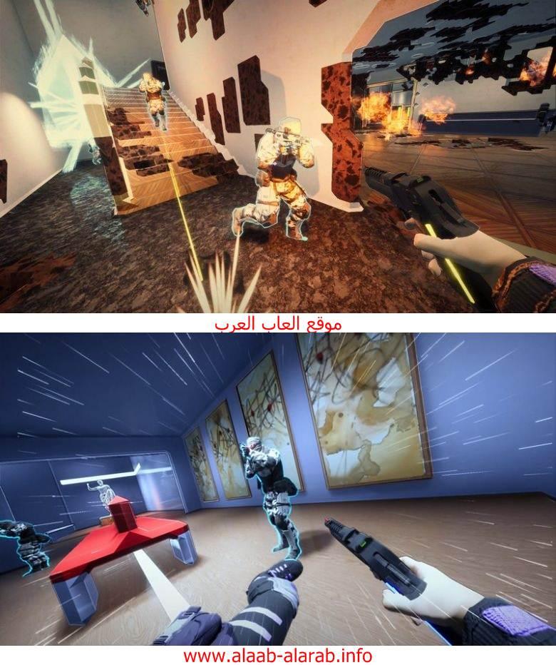 تنزيل لعبة Severed Steel ، تحميل لعبة Action 2021 للكمبيوتر ، تحميل لعبة first person للكمبيوتر ، تحميل لعبة Severed Steel