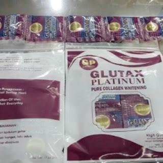 Kemasan Baru Glutax Platinum