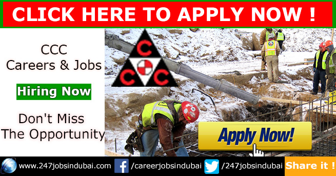 Latest Job Vacancies and Careers at CCC Jobs