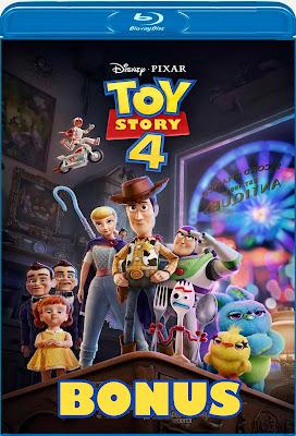 Toy Story 4 [2019] [BD25] [Subtitulado] [Bonus]