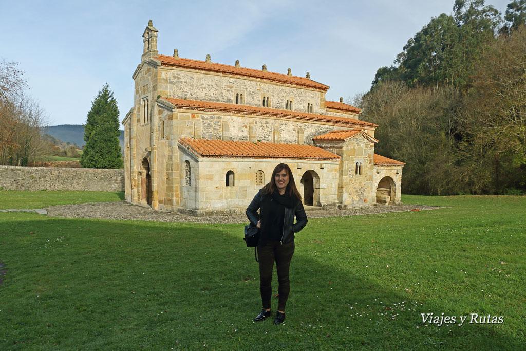 San Salvador de Valdediós, Asturias