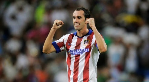 Big blow for Premier League sides as Godin rules out a move
