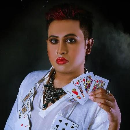 Sandy Saha Playing Cards