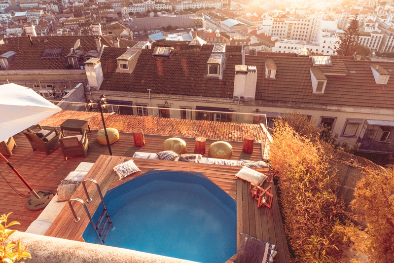 Garden Rooftop by Imperium travel blog