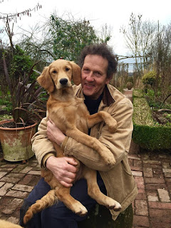 Nell and Monty Don