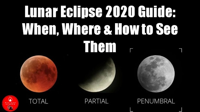 Lunar Eclipse 2020 Guide: When, Where & How to See Them