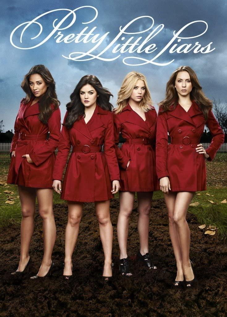 Pretty Little Liars Serie Completa Dual Latino/Ingles 1080p