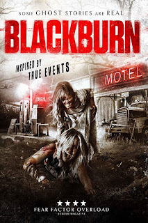 Blackburn Movie Asylum horror film review
