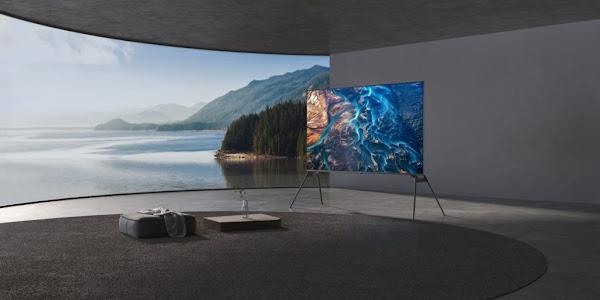 Xiaomi lança TV de 86 polegadas - Redmi Max!