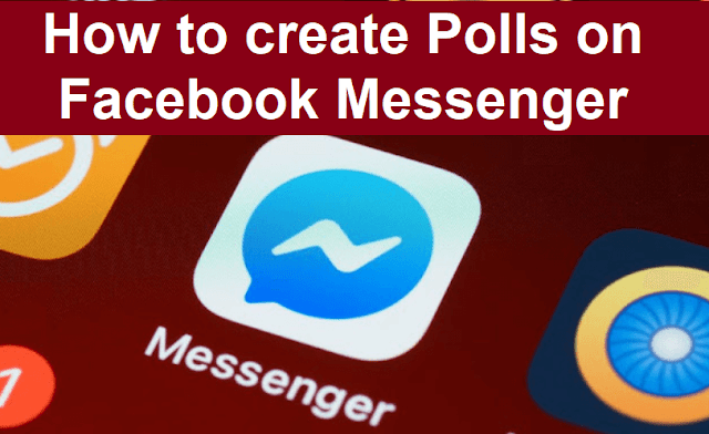 Polls on Facebook Messenger