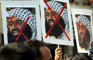 masood azhar banned