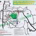 Peta Jalan Masuk dan Keluar Haul Abah Guru Sekempul  Yang Ke-13