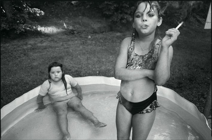 Of The Little Girl Smoking Is Just So Powerful Reminds Me Of When I Was Young Smoking My First Cigarette Oh How I Thought That Was Cool And Sexy