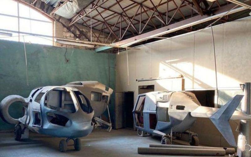 Pabrik Ka-26 palsu