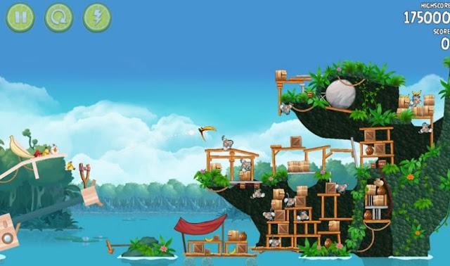 Angry Birds Rio Mod Apk Terbaru