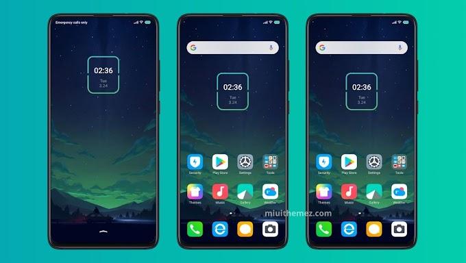 Azyteck - LineUi MIUI Theme | Make Your Device Look Beautiful with LineUi Theme