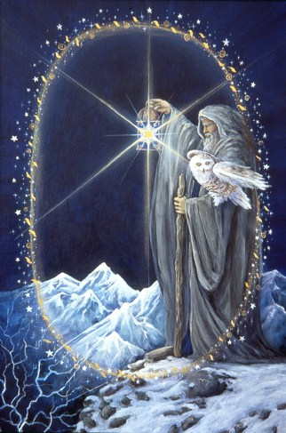 Mother Tarot - Tarot Reading reviews - The Hermit - The Star Tarot