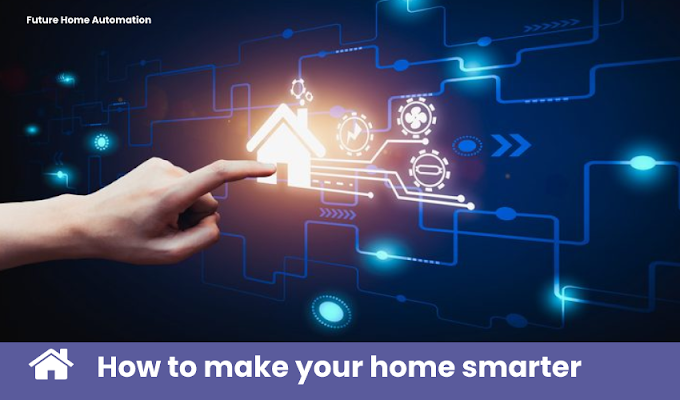 How To Make a Smart Home | Smart Home Automation Devices | Building a Smart Home