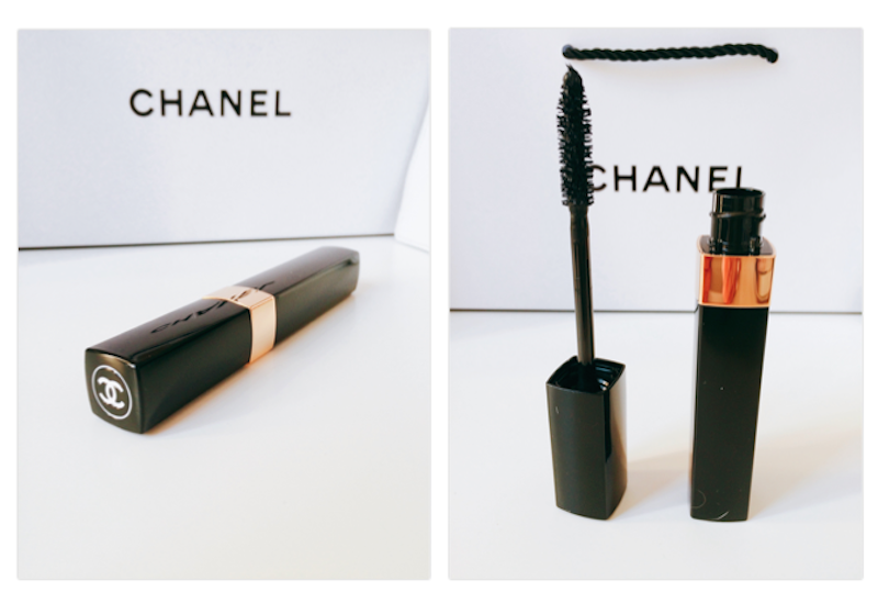 mascara noir Chanel
