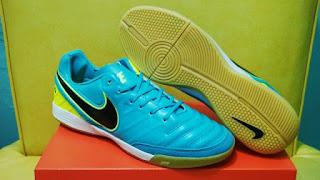 Nike Tiempo Mistik V Biru