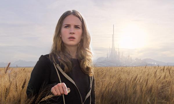 """Tomorrowland: El mundo del mañana"" (Brad Bird, 2015)"