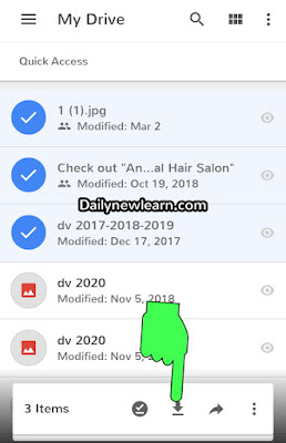 17 Ways To Download Google Drive Files and Apk in android   iPhone   Computer