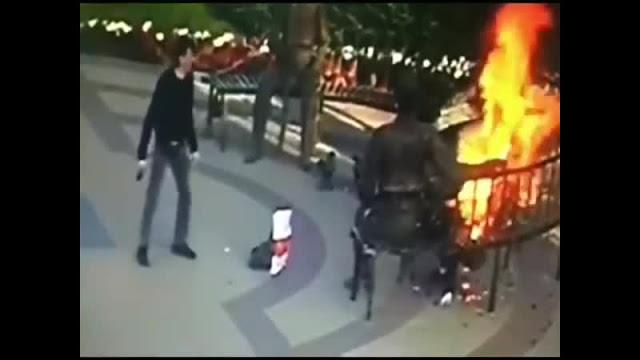 Скрипач-убийца из Москвы рассказал, почему заживо сжёг своего педагога по музыке