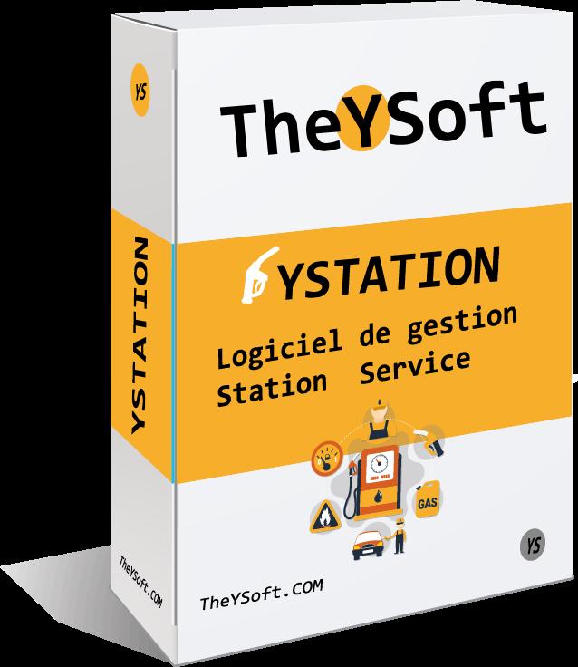 YSTATION logiciel de gestion de station service