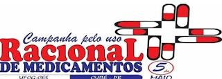 CES/UFCG promove Campanha pelo uso Racional de Medicamentos 2016 em Cuité