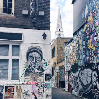 photo Londres bricklane streetart article bilan 2017