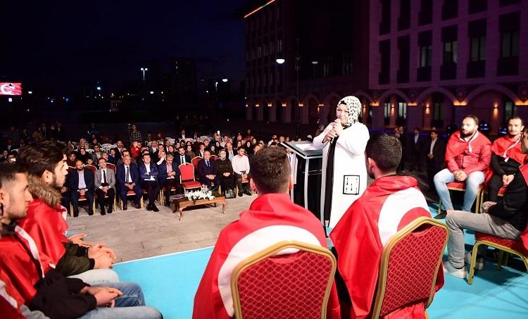 Kınalı kuzular türkülerle uğurlandı