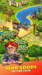 Farmdale apk mod free shopping for android