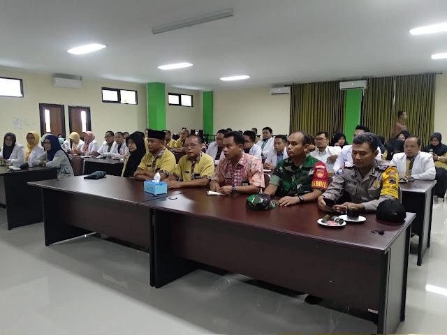 Kodim Sragen - Pembinaan ASN RSUD dr. Soeratno Gemolong