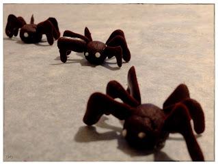 ragni biscotti al cioccolato