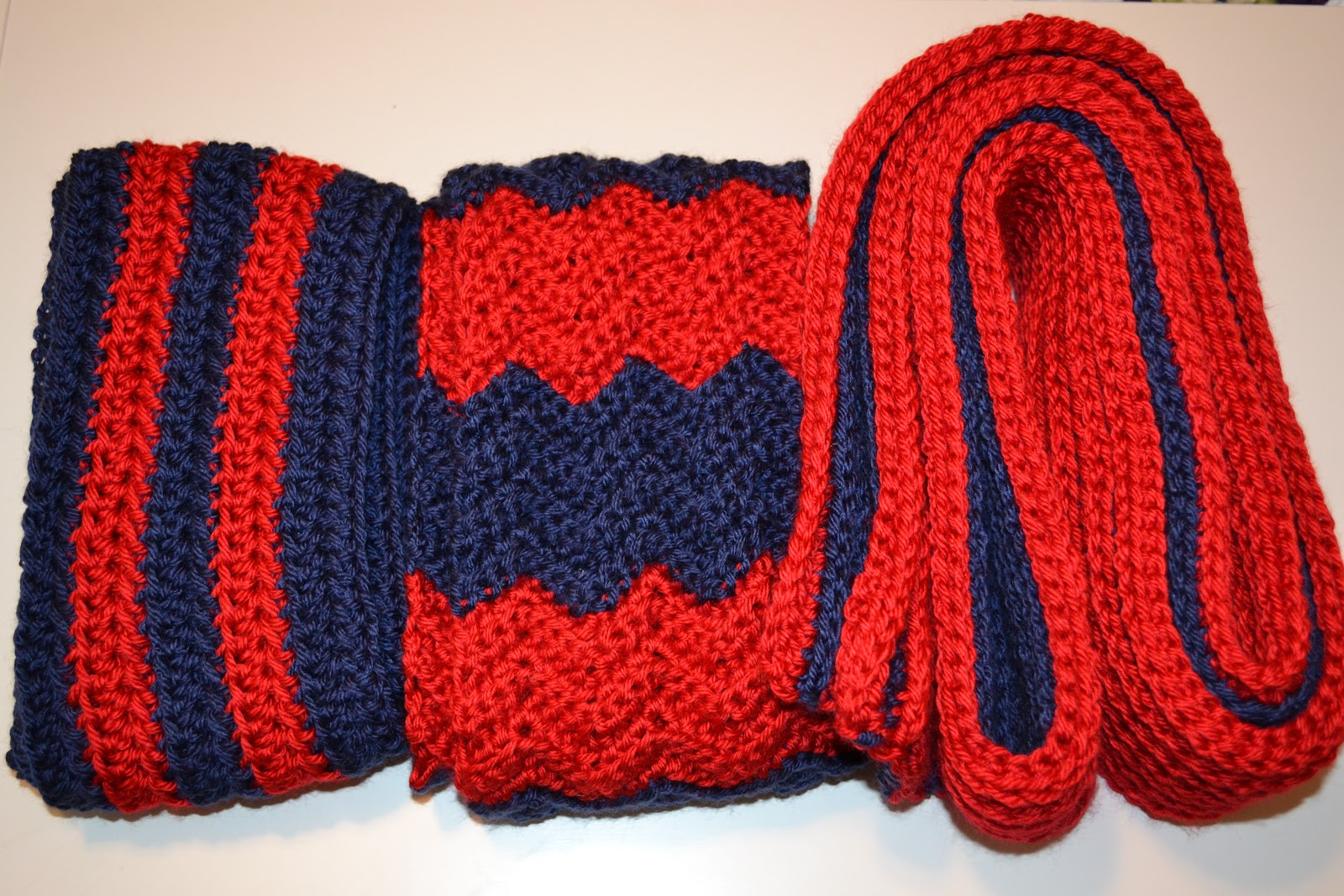 all things bright and beautiful 3 crochet scarves