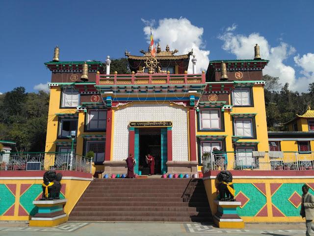 Bundlamata Temple Palampur