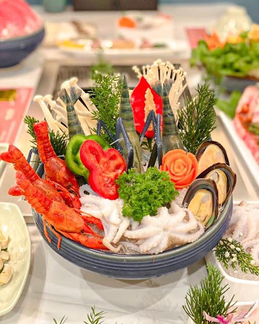 Ăn Dược Phúc - Hotpot & BBQ Buffet Quận 3 navivu.com