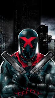 Mask Superhero Mobile HD Wallpaper