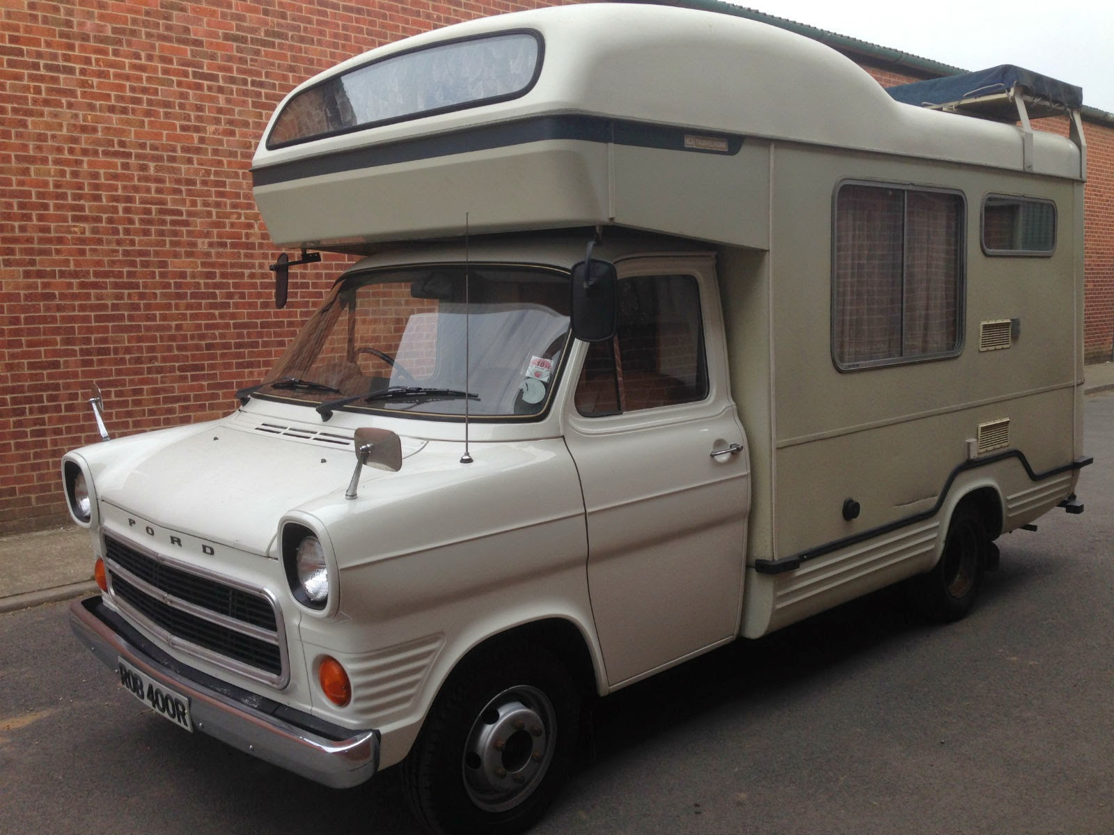 Used RVs 1977 Ford Transit MK1 Camper Motorhome For Sale by Owner
