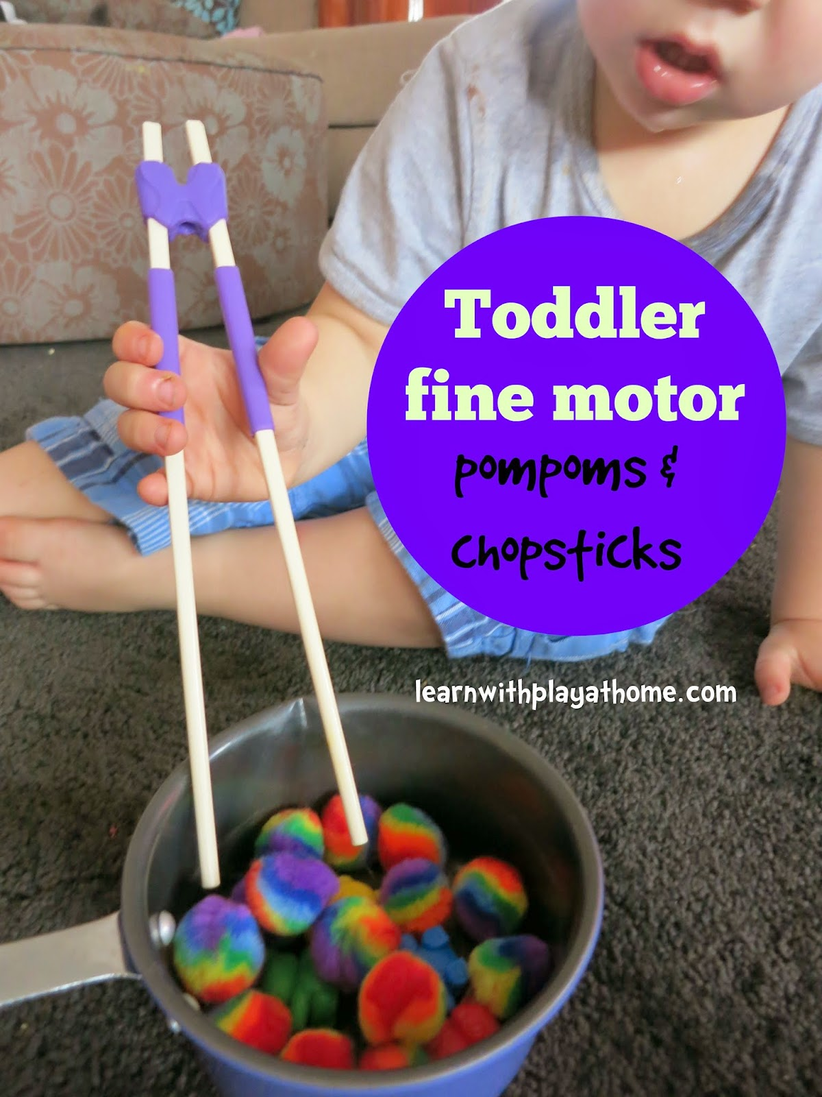 Learn With Play At Home Toddler Fine Motor Activity