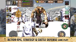 Merupakan sebuah game gabungan dari Tower Defense Unduh Game Android Gratis Heroes And Castle apk + obb