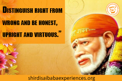 Shirdi Sai Baba Helped Me - Experience Of Navdeep