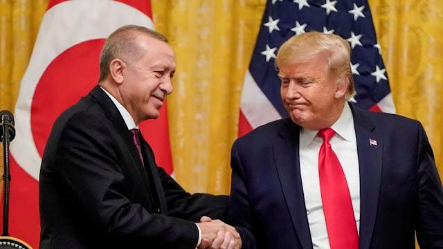 Ο Ερντογάν στις ΗΠΑ και το δίκτυο τουρκικών τζαμιών σε όλο τον κόσμο