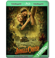 JUNGLE CRUISE (2021) WEB-DL 1080P HD MKV ESPAÑOL LATINO