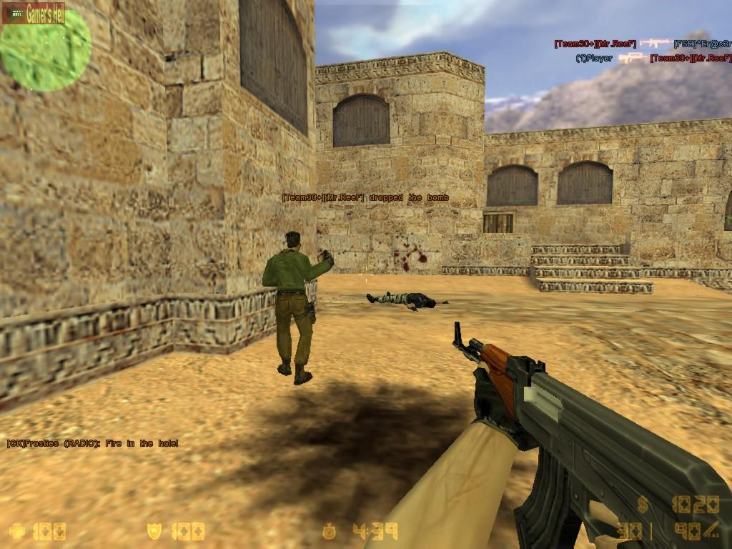 Download Counter Strike 1.6 Game Full Version For Free