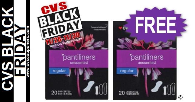 FREE CVS Health Pantiliners 1128-1130